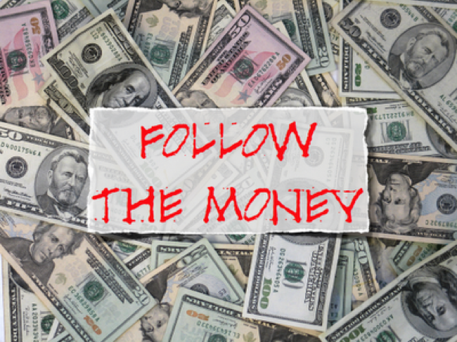 CC Photo Google Image Search Source is i88 photobucket com  Subject is follow the money