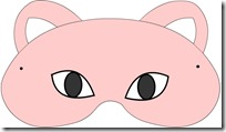 maschera-gatta-rosa