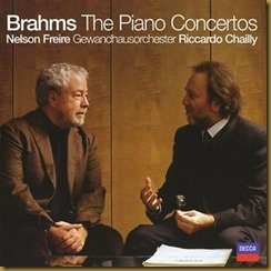 Brahms concierto piano 2 Chailly Freire