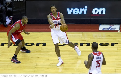 'Glen Rice Jr.' photo (c) 2013, Keith Allison - license: http://creativecommons.org/licenses/by-sa/2.0/