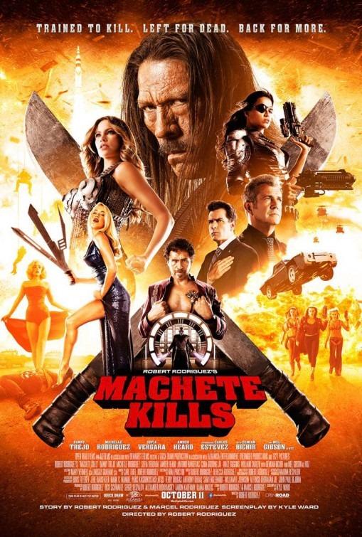Machete végleges gyilkolása