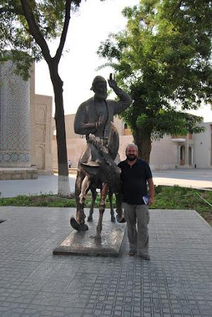 Obiective turistice Bukhara - Alaturi de Nastratin