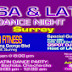 SALSA & LATIN DANCE NIGHT @ AMOR FITNESS STUDIO, Surrey