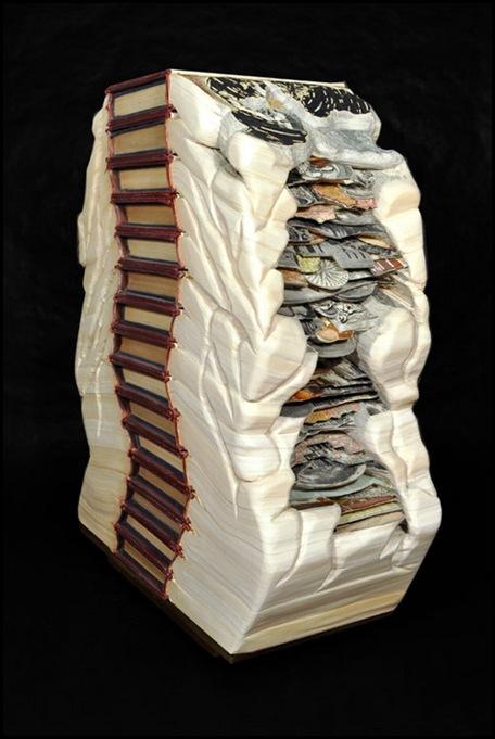Brian Dettmer sculpteur de livres (12)