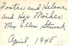 April 1948 DL Antiques back