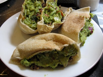 Black Bean Falafel