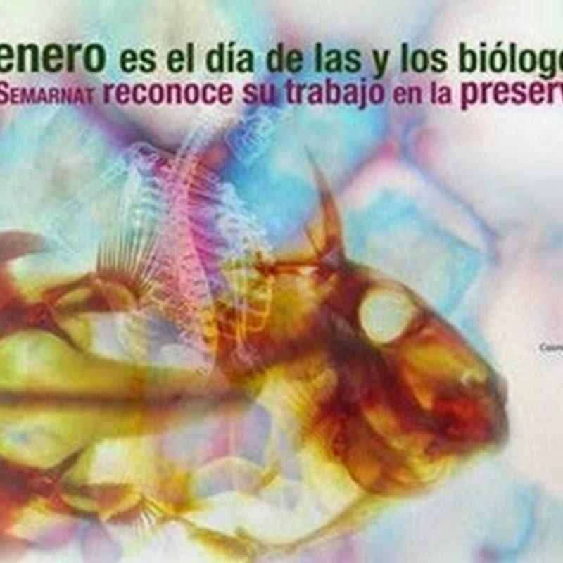 Día del Biólogo Mexicano