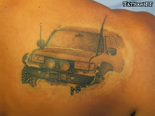 vehicles tattoos meanings and pictures tattoos ideas. Black Bedroom Furniture Sets. Home Design Ideas