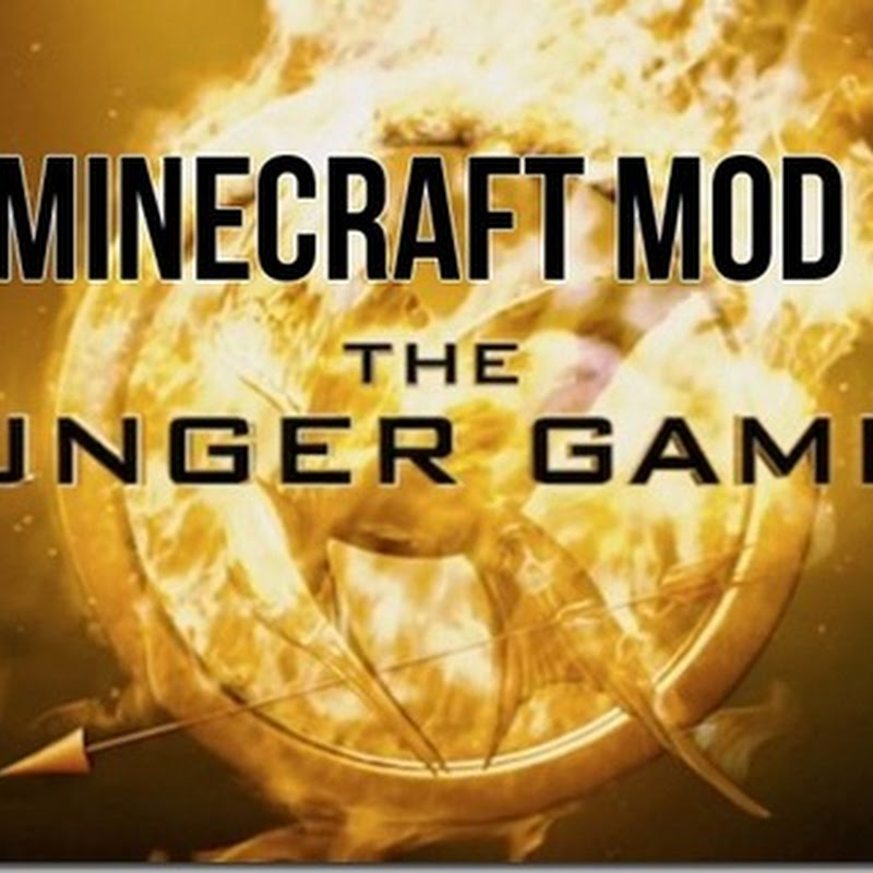 Minecraft 1.3.2 - The Hunger Games Map