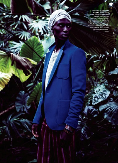 Armando Cabral @ Wilhelmiina by Dean Isidro for OUT, March 2012.  Styled by Grant Woolhead.