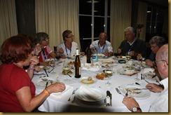 27-9-2012 - visita Guimarães - unique - jantar no restaurante