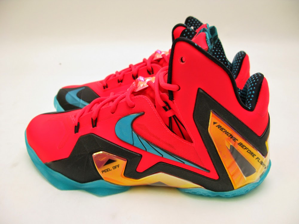 Nike Lebron 11 Elite Hero