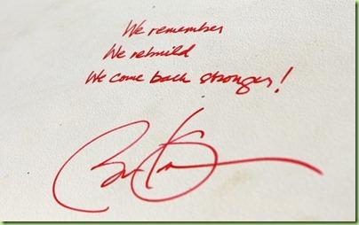 bo's autograph
