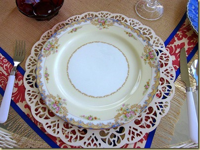 1pat table noritake plate