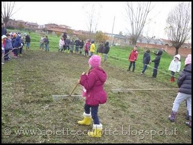 I bambini delle classi 1° della Scuola Primaria di Padulle piantano il grano! (34)