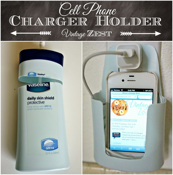Phone Charging Holder 6
