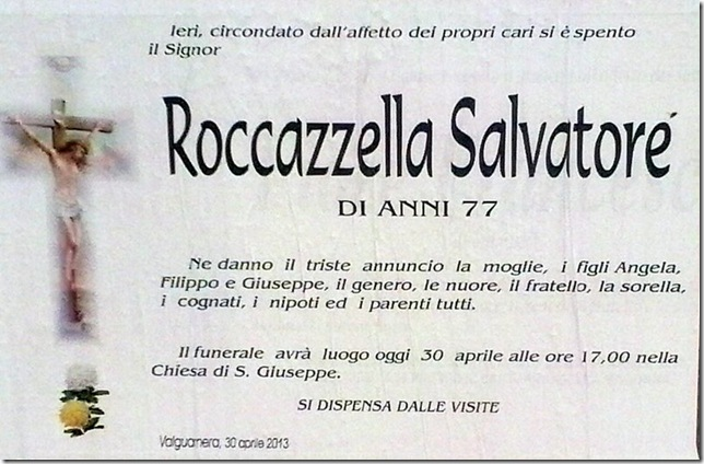 Roccazzella Salvatore