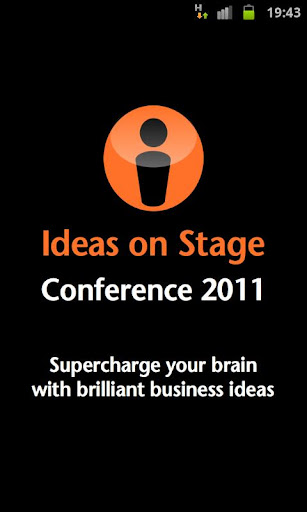Ideas on Stage Conference 2011