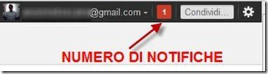 notifiche google