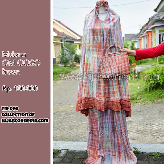 Hijab Corner ID Blog Mukenah Tie Dye