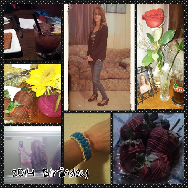 42nd Birthday Collage