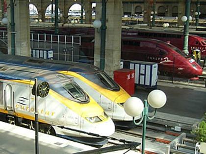 Gare du Nord, Paris 004