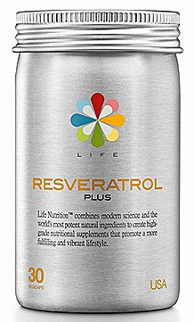 Life Nutrition Resveratrol Plus WATSONS $44.90, 30 vegicaps.
