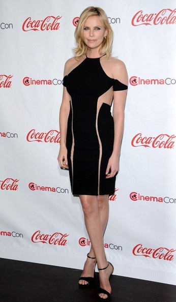 Charlize Theron CinemaCon 2012 Awards