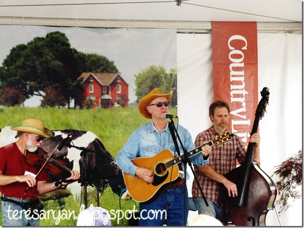 Country Living Fair Rhinebeck NY 2013 music