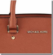 Michael Michael Kors Selma Bag Detail Shot