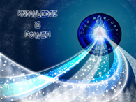 7-24-2012 The More We Learn - Knowledgy is Power Image -