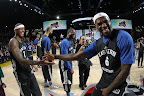 lebron james nba 130216 all star houston 16 practice Kings All Star Feet: LeBron X Low Easter, Barkley Posite &amp; More