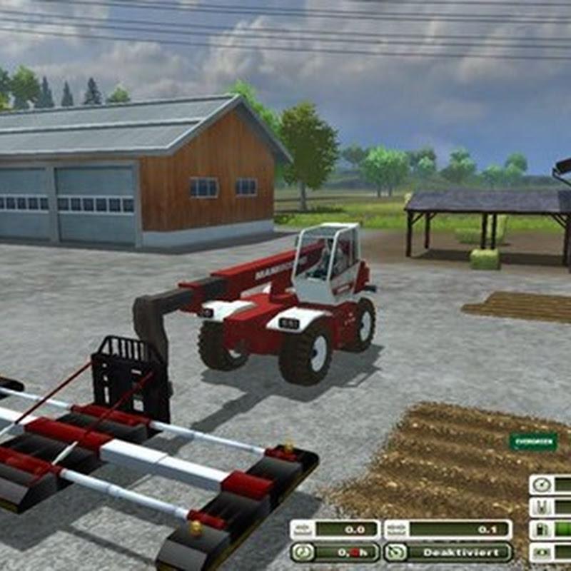 Farming simulator 2013 - Traverse Container v 1.0