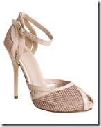 Truth or Dare Beige Sandal