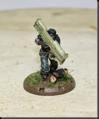 Battle Grenadier with Panzershreck