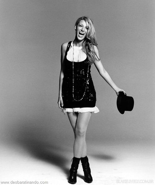 Blake Lively linda sensual Serena van der Woodsen sexy desbaratinando  (80)
