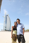 Honeymoon - Dubai (Burj Al Abra)