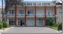 Charla de EDEA en el Hall de La Municipalidad de La Costa