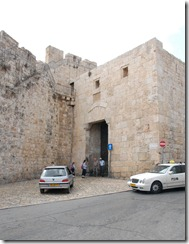 Oporrak 2011 - Israel ,-  Jerusalem, 23 de Septiembre  120