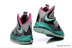 lbj10ps fake colorway miami vice 1 02 Fake LeBron X