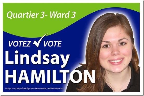 poster Lindsay
