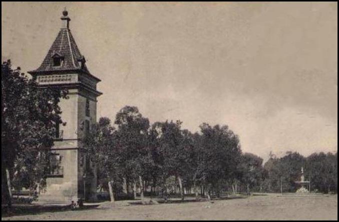 la alameda ca 1905