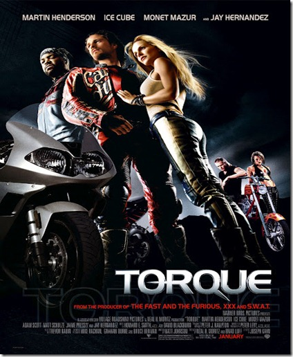 หนังออนไลน์ Torque ทอร์ค บิดทะลวง [HD]