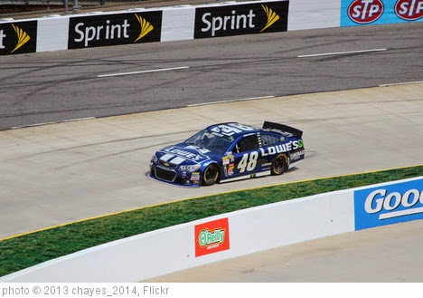 'Jimmie Johnson, 2013 STP Gas Booster 500' photo (c) 2013, chayes_2014 - license: https://creativecommons.org/licenses/by-sa/2.0/