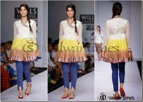 Poonam_Dubey_Wills_Fashion_Week (1)