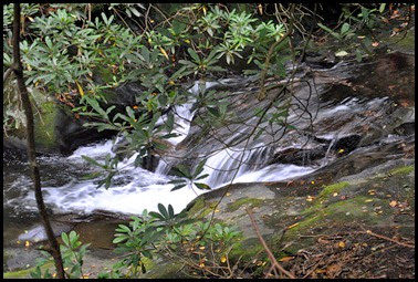 22h - Raven Cliffs Falls - Falls at .8 miles