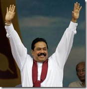 Rajapaksa war criminal