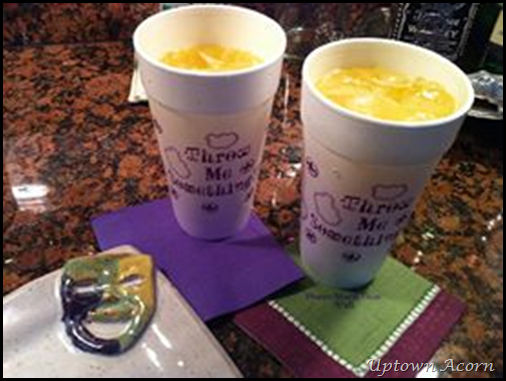 mardi gras mimosa