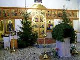 Иконостас Богоявленского храма ( в работе)