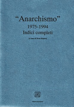 "Rivista ""Anarchismo"""